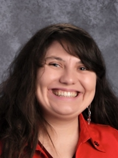 Photo of Ms. Wilson