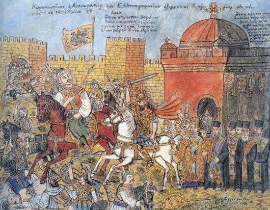 Hagia Sophia Agape (3/6)