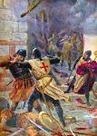 HOT CROSSES: Crusader Graffiti in Hagia Sophia (4/6)