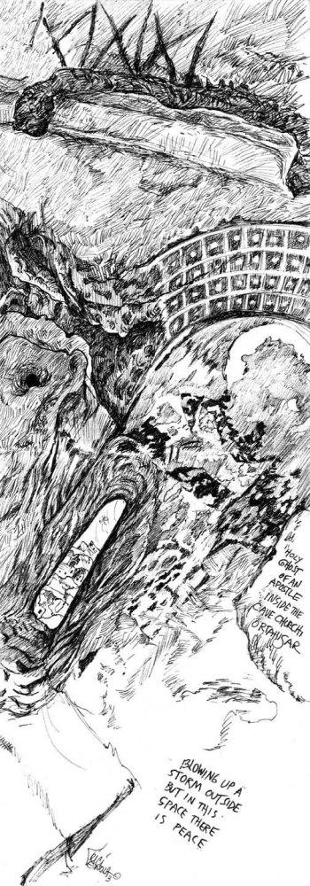 KAPADOKYA / CAPPADOCIA 2: Drawing in the Echoes of Faith (1/6)