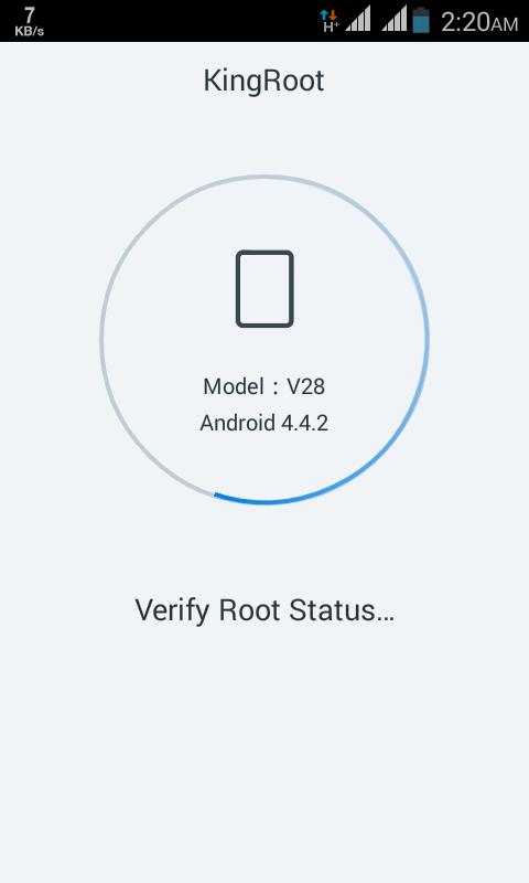 Root করুন symphony xplorer v28 any Android(4.2.2)(4.4.2