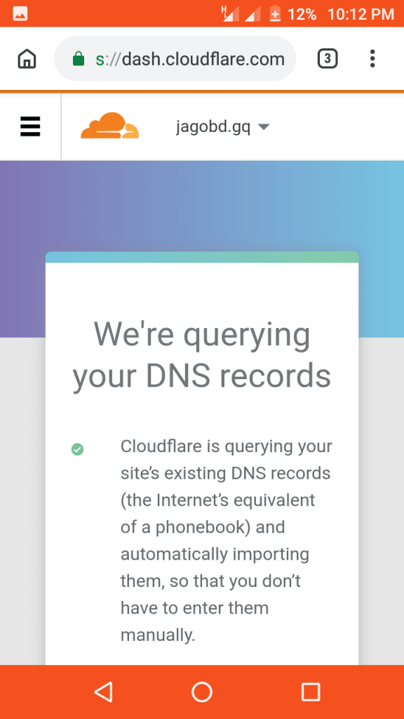 Speed up site with cloudflare, Speed up site with cloudflare, TrickBlogBD.com