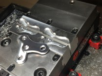 Some Custom Motor Mounts For A Raceteam