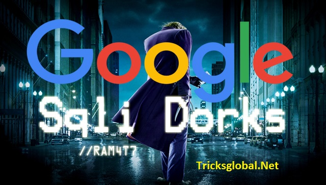 Fresh Google Dorks List For Sql Injection 2017