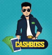 Cashboss loot: 30 rs per refer+redeem via paytm