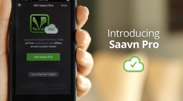 Saavn Pro apk[no root needed]