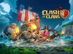 Clash of Clans Unlimited Mod Apk COC