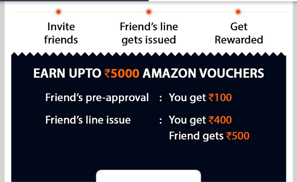 Moneytap App Referral Code To Get Rs 500 On Sign Up And Rs 500 Per Refer Tricks By Stg