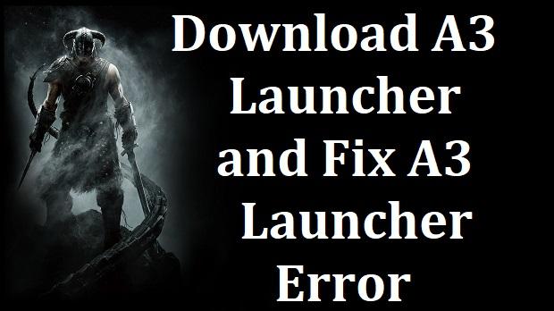 Launcher error скачать