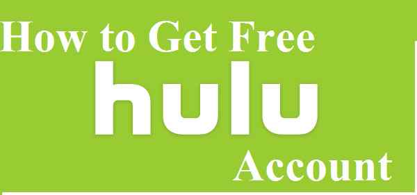 free hulu account without credit card
