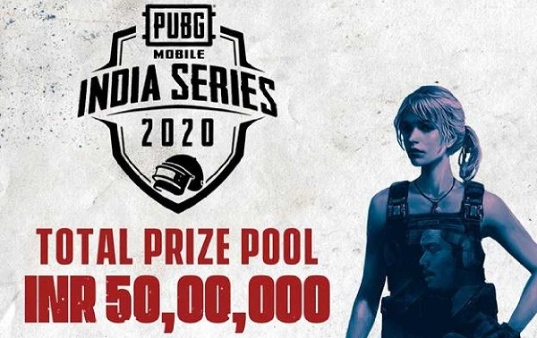 register for PUBG Mobile India Series 2020