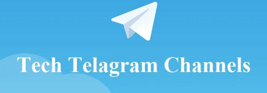 tech telegram channel