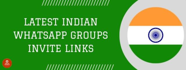 Indian WhatsApp Groups