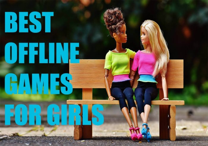 offline games for girls
