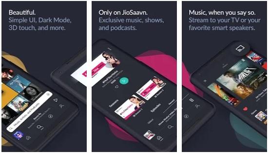 JioSaavn Music Pro