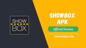 ShowBox Official Apk