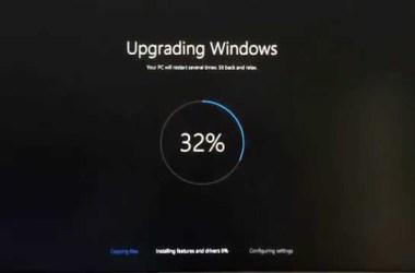 Windows Update Stuck Downloading