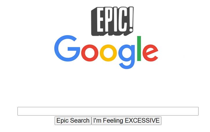 epic google ester egg
