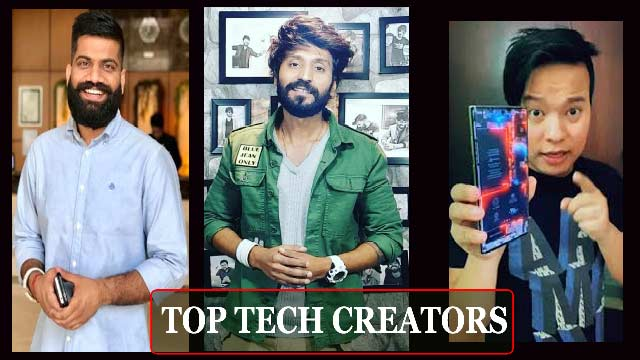 11 top tech youtubers in india