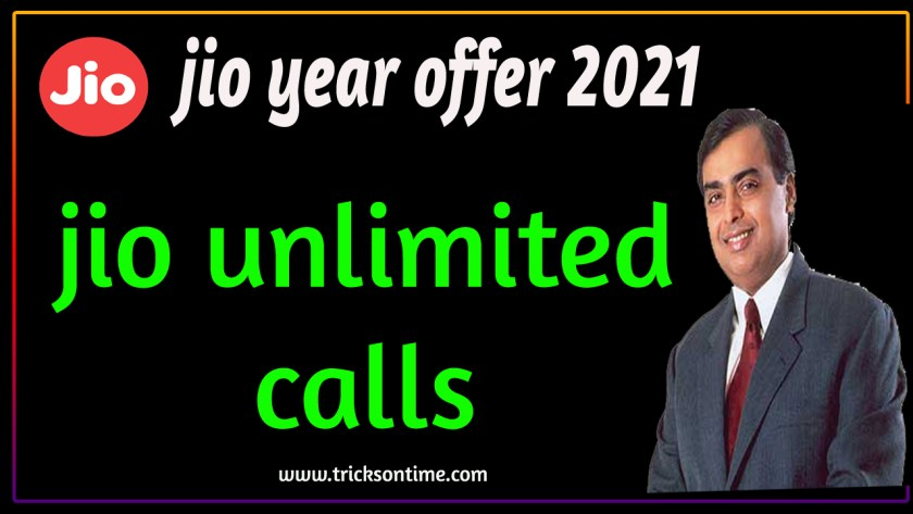 jio unlimited calls on any network