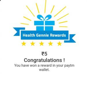 Health Gennie App Offer