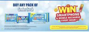 Center Fresh Win Smartphone & Mobile Recharge