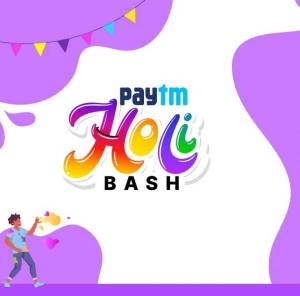 [Update] Paytm Holi Bash Offer - Collect Cards To Win Upto ₹10,000
