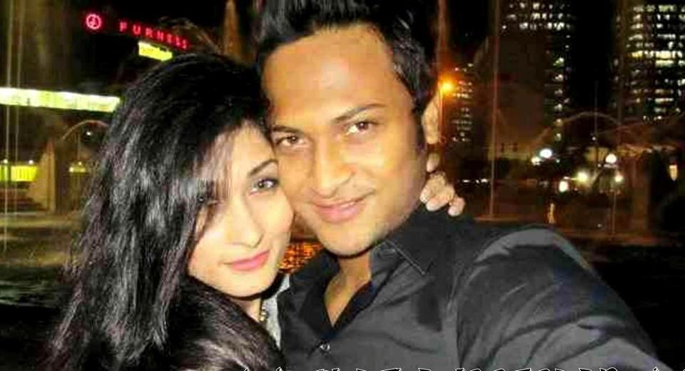 ShakibAl Hasan  His Wife  trickstutorial