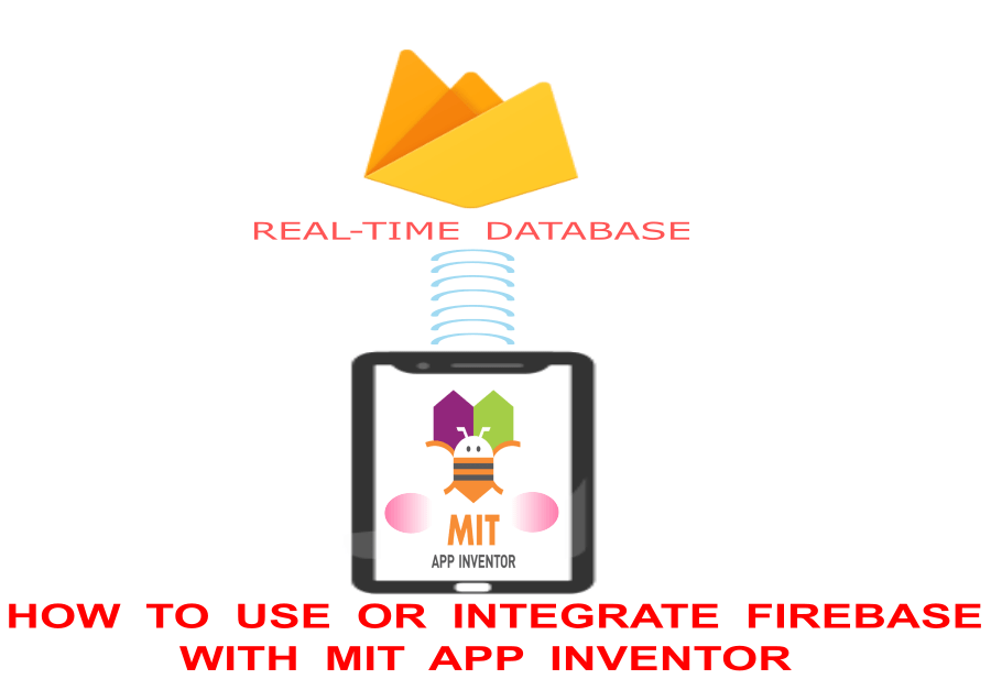 How To Use Firebase With MIT App Inventor