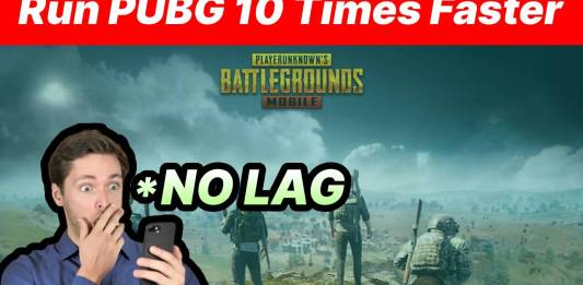 How to run PUBG smoothly in a low-end device?