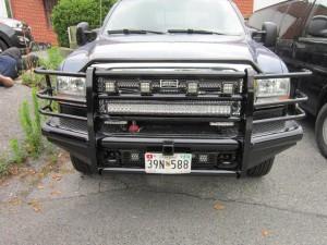 Grill Guard Installation in Maryland
