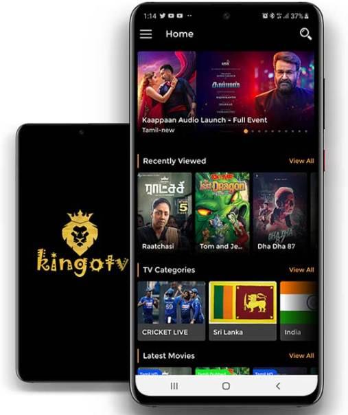 Kingo TV Apk Download