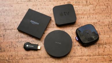 Amazon Fire TV Stick vs Google Chromecast 2 vs Apple TV