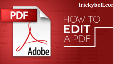 edit PDF Files for Free.