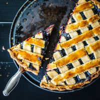 we call it a klassiker! linzer torte