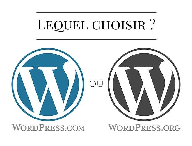 Wordpress.org ou WordPress.com