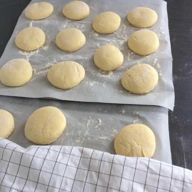 Petits pains marocains