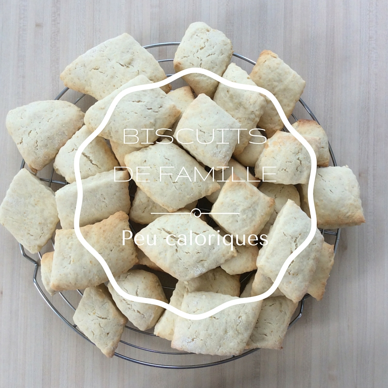 Une bonne recette de biscuits