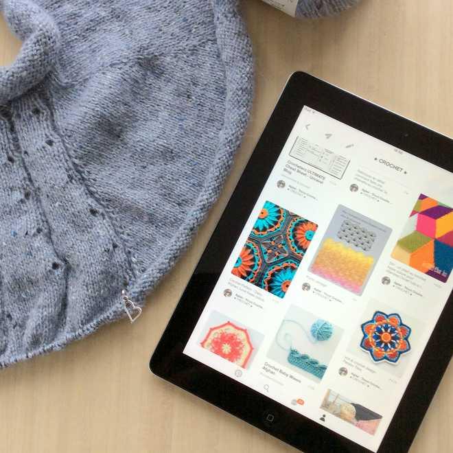 Internet et le tricot