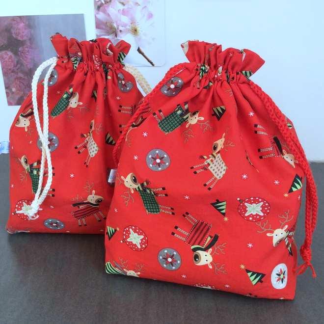 Pour Noël : Emballez malin ! Emballez 0 déchet !