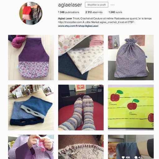 Exemple instagram