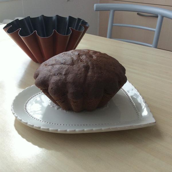 Gâteau sans gluten à la vapeur