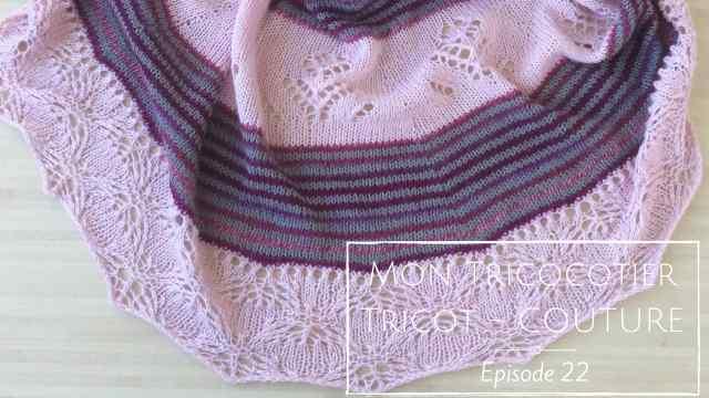 podcast vidéo épisode 23 tricot couture