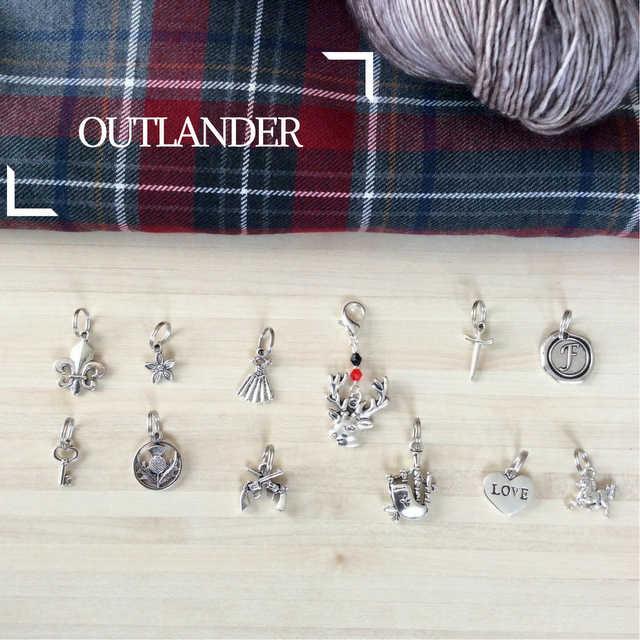 anneaux marqueurs outlander écosse