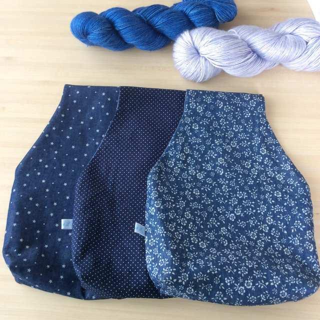 sacs nomades bleus