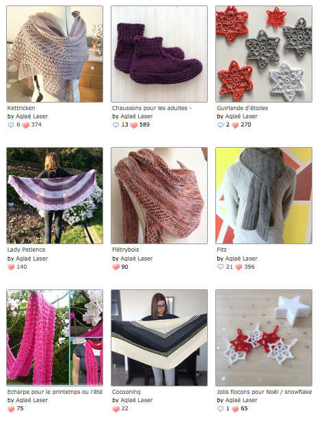 Boutique Ravelry