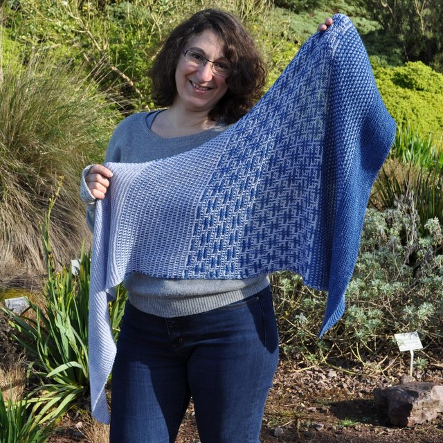 hashtag shawl