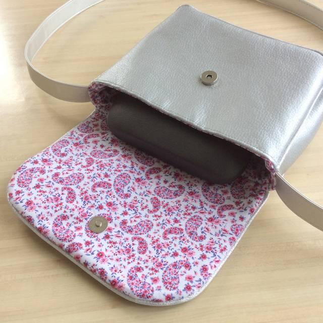 sac ouvert merci giroflée mini sam en simili cuir