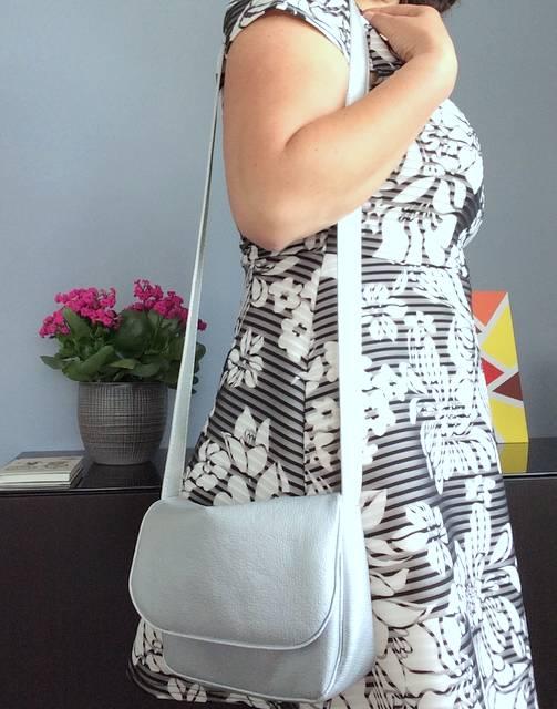 sac à main porté mini sam patron couture