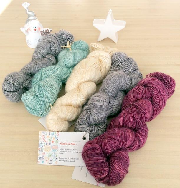 Laines Histoire de laine